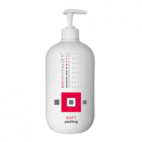 Soft peeling – sensitive care 400 ml