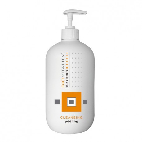 Cleansing peeling – oily skin care 400 ml