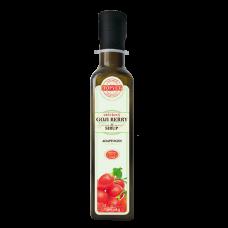 Goji berry stéviový sirup - farmársky 250 ml