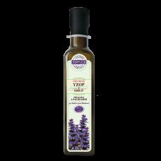 Yzop stéviový sirup - farmársky 250 ml