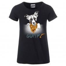 GUMP - Tričko dámské čierne