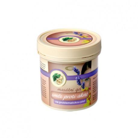 Akne gel – zmes proti akné 250 ml
