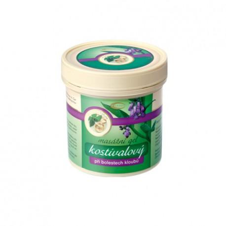 Kostihojový masážny gél 250 ml