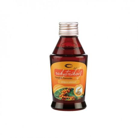 Rakytníkový sirup z čerstvej šťavy 320 g
