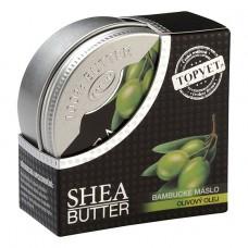 Bambucké maslo s olivovým olejom 100 ml