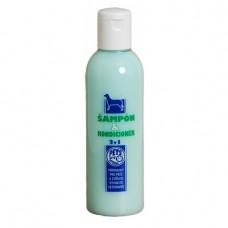 Šampón a kondicionér 2 v 1 pre psov 200 ml