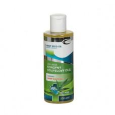 Wellness konopný olej do kúpeľa 68 % 200 ml