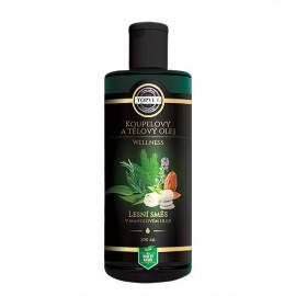 Lesná zmes v mandľovom oleji 200 ml