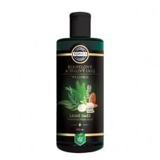 Lesná zmes v mandľovom oleji, 200 ml