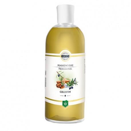 Celustin - masážny olej 500 ml