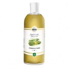 Citronová tráva masážny olej 500 ml
