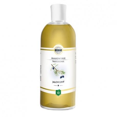 BIO Borievkový masážny olej 500 ml