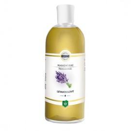 Levanduľový masážny olej 500 ml