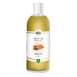 Škoricový masážny olej 500 ml