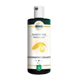 Indiferentný základný masážny olej 200 ml