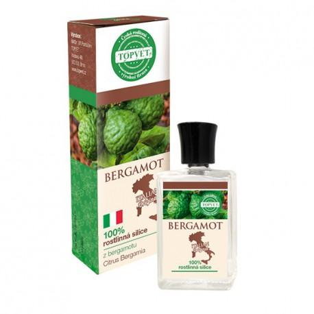Bergamot – 100 % silica, 10 ml