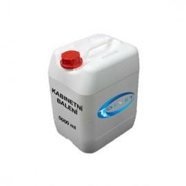 Indiferentný základný masážny olej 5000 ml
