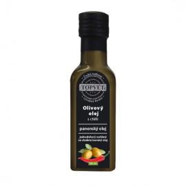 Olivový olej s chilli 100 ml