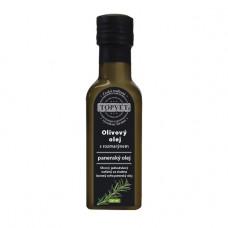 Olivový olej s rozmarínom 100 ml