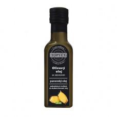 Olivový olej so zázvorom 100 ml