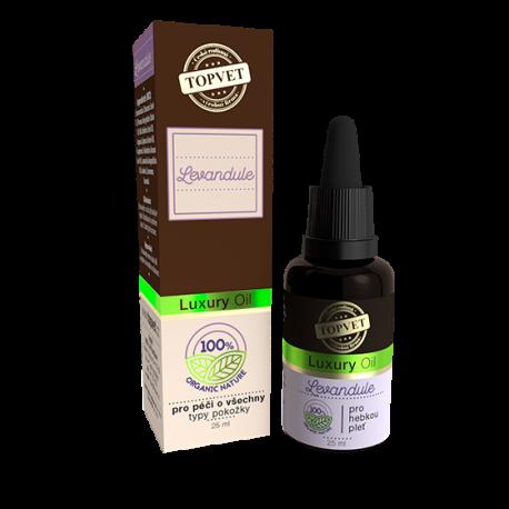 Luxusný olej - Levandule 25 ml
